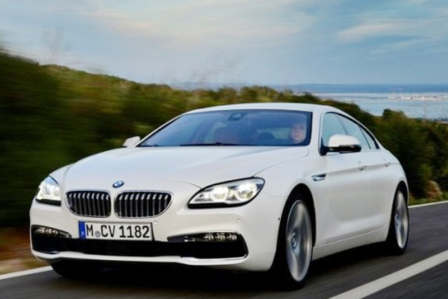 BMW 6-Series Gran Coupe Facelift Launched