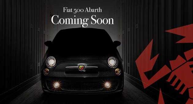 Fiat 595 Competizione Abarth Teased