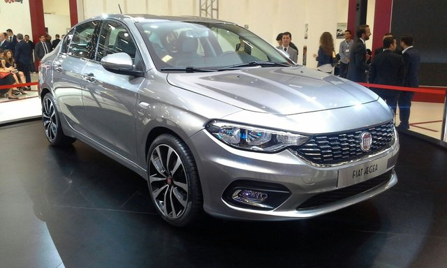 Fiat Aegea Unveiled At Istanbul Motor Show 2015