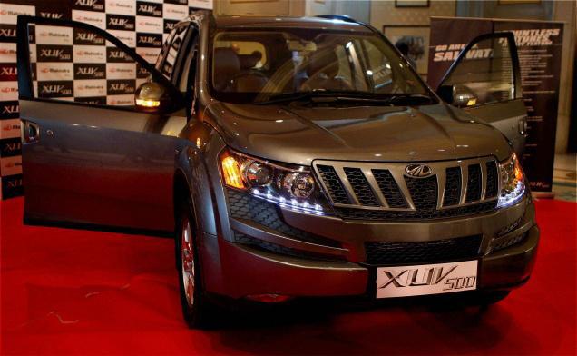 Mahindra XUV500 Facelift India Launch On May 25, 2015
