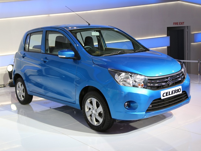 Maruti Celerio Diesel India Launch On June 3 2015