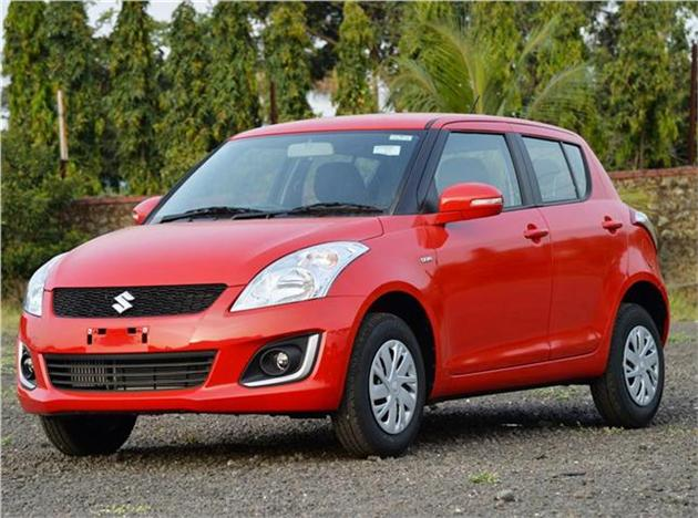 Maruti Swift Celebrates 10 Years And 13 Lakh Sales In India