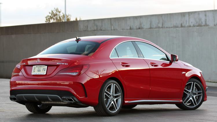 Mercedes-Benz Considering Audi TT Rival