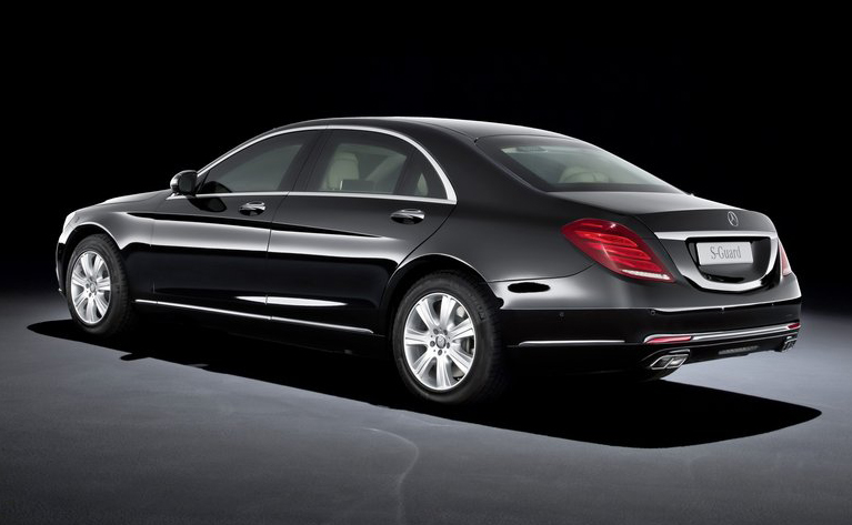 Mercedes-Benz S 600 Guard India Launch On May 21, 2015