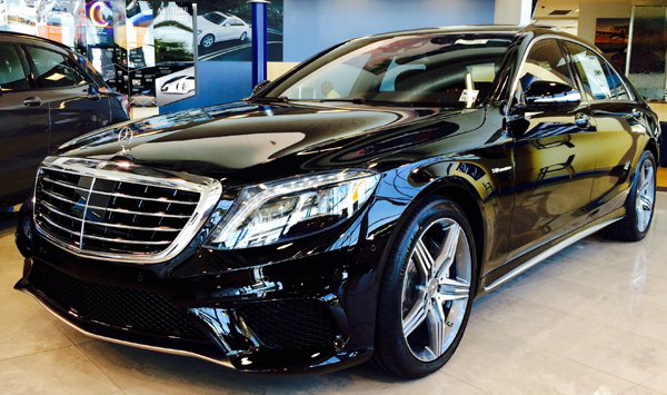 Mercedes-Benz S 63 AMG India Launch This Year