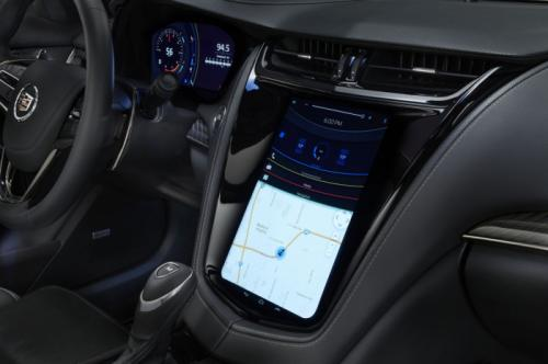 Mitsubishi Unveils New Android-Based Infotainment System
