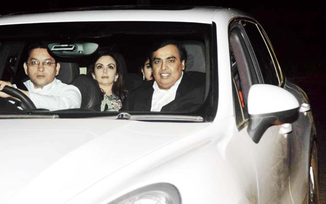 At Rs 1.6 Crore, Mukesh Ambani's BMW 7-Series Is RTO's Costliest Registration