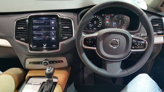 New Volvo XC90 Launched In India For Rs 64.9 Lakh