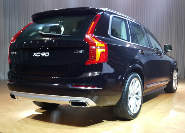 New Volvo XC90 Launched In India For Rs 64.9 Lakh Ex-Showroom Mumbai