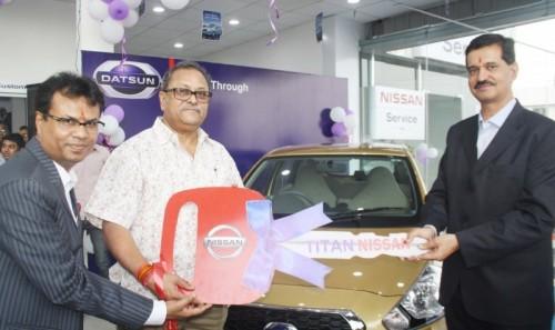 Nissan Enters Ranchi, Inaugurates First Dealership