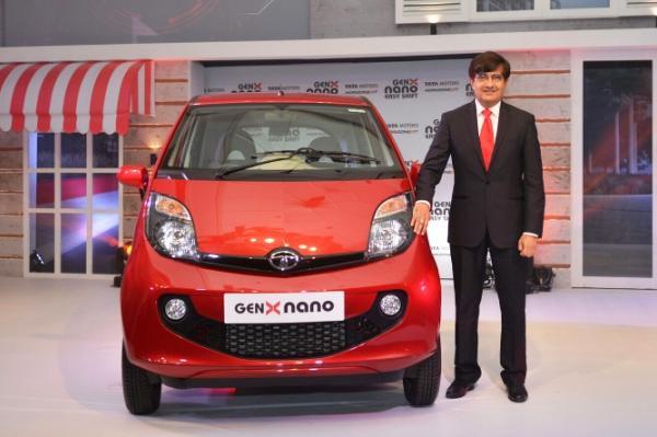 Tata Nano GenX Launched For Rs 1.99 Lakh Ex-Showroom Delhi