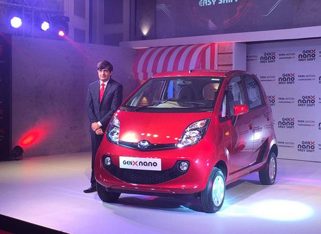 Turbocharged Nano Is Next From Tata Motors