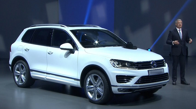 Volkswagen Eager To Launch Utility Vehicles In India