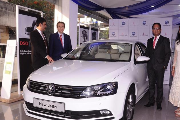 Volkswagen Opens New Showroom In Mumbai