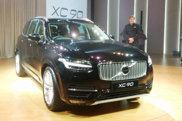 Volvo Dealers Demand More XC90s For India