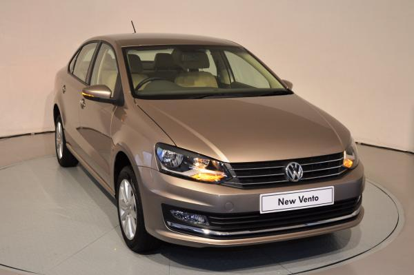 2015 VW Vento Facelift India Launch On June 23