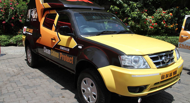 3M Car Care Launched Store-To-Door Service India