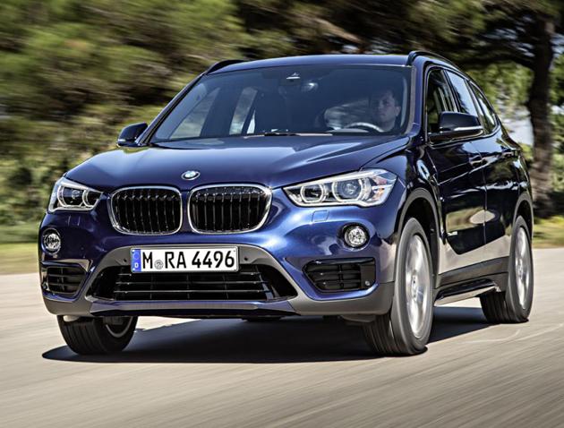 All-New 2016 BMW X1 Revealed