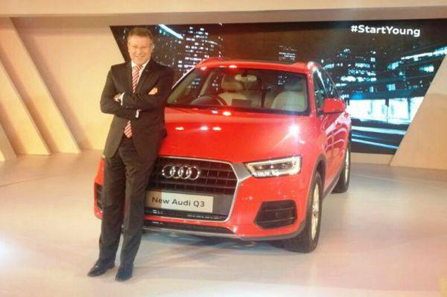 Audi Q3 Facelift Launched In India For Rs 28.99 Lakh
