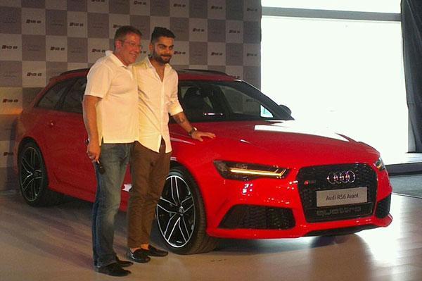 Audi RS6 Avant Launched At Rs 1.35 Crore Ex-Showroom Delhi
