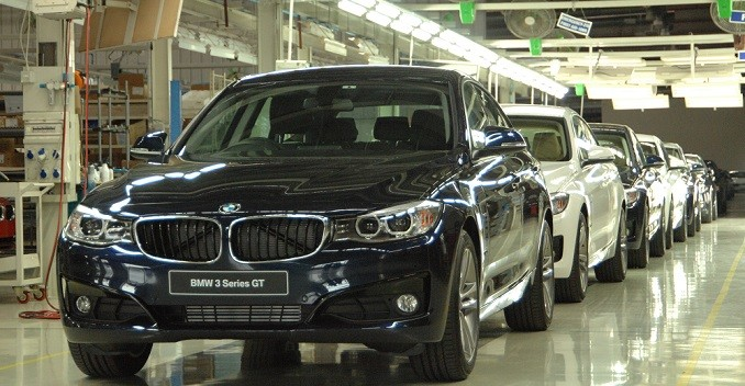 BMW 3-Series GT Sports Line Launched For Rs 39.90 Lakh