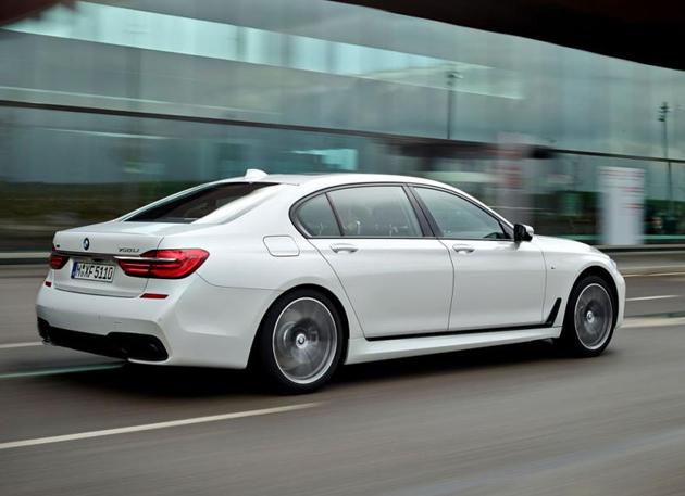 BMW 7-Series M Sport Revealed