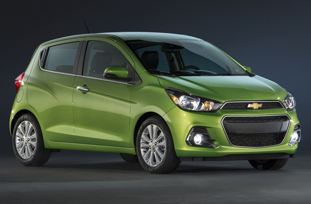 Chevrolet Beat To Be Launched In India In 2017