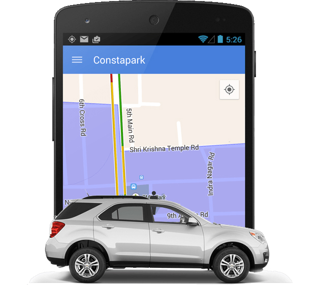 Constapark - A Valet On-Demand Service Launched