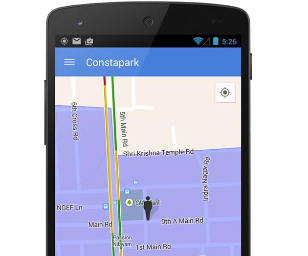Constapark - A Valet On-Demand Service