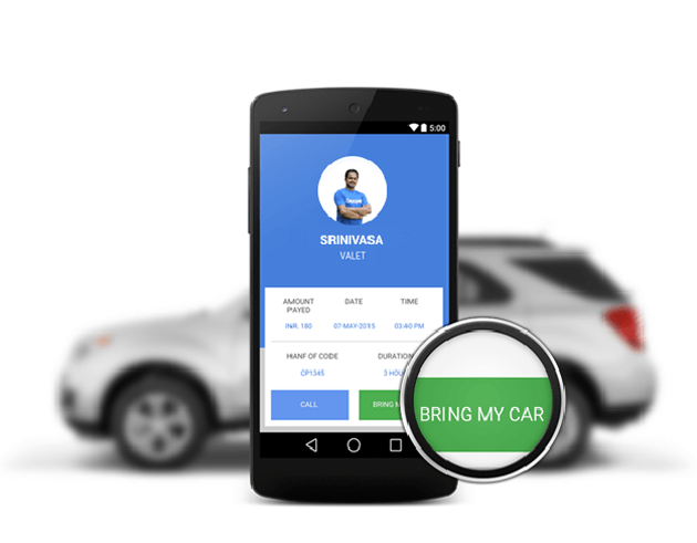 Constapark - A Valet On-Demand Service Launched In Bangalore