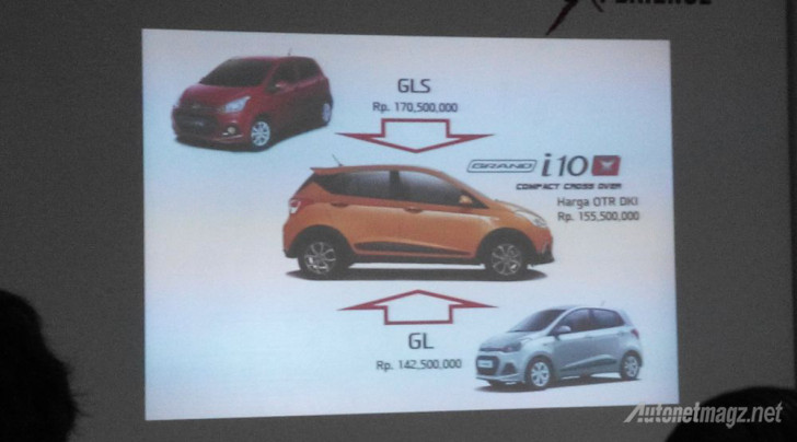 Grand i10X Pseudo-Crossover Leaks For The First Time