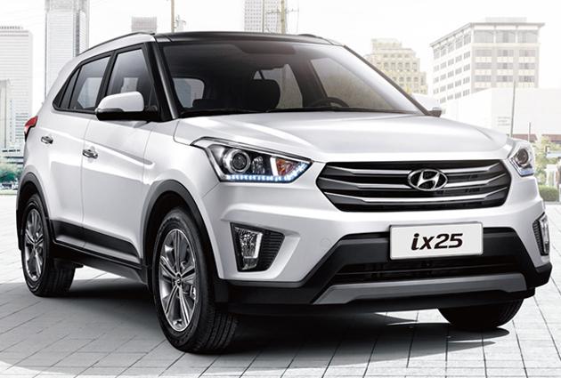 Hyundai Named New Compact SUV As Creta