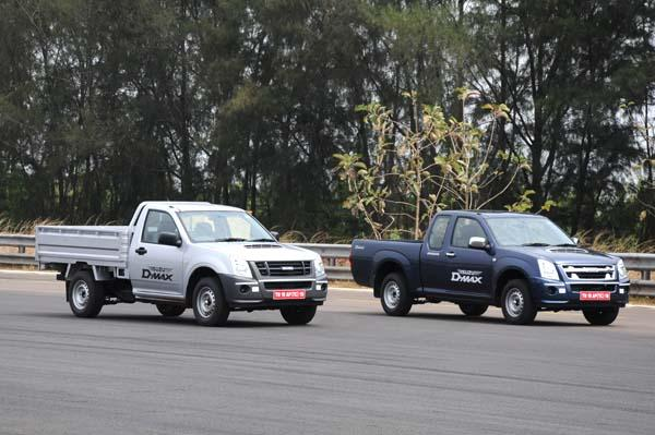 Isuzu Motors India Launched D-MAX Air-Conditioned And Cab-Chassis Variants