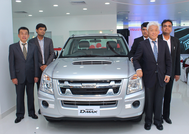 Isuzu Opens Dealership In Kolkata