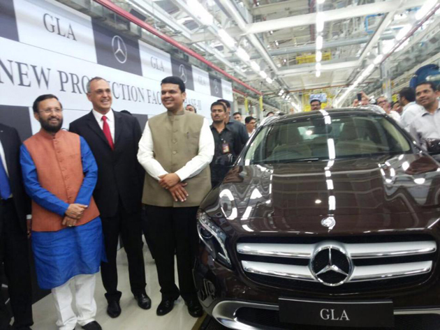 Locally Manufactured Mercedes-Benz GLA Launched