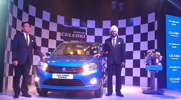 Maruti Celerio Diesel Launched For Rs 4.65 Lakh