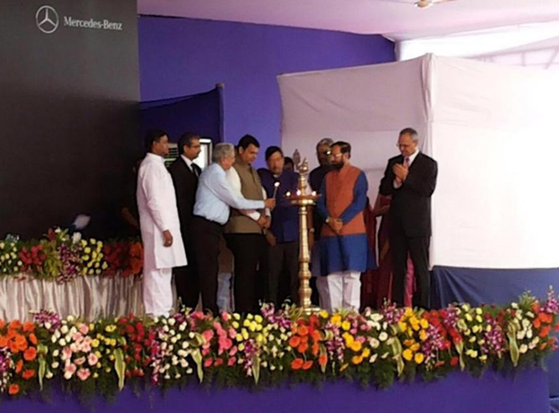 Mercedes-Benz Inaugurates Second Production Plant In Pune