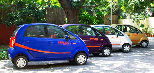 Myles Self-Drive Car Service Now Available At 10 Airports In India
