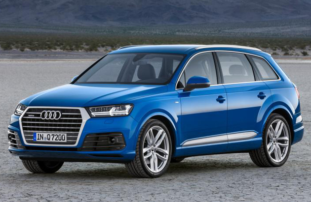 New Audi Q7 India Launch In November 2015