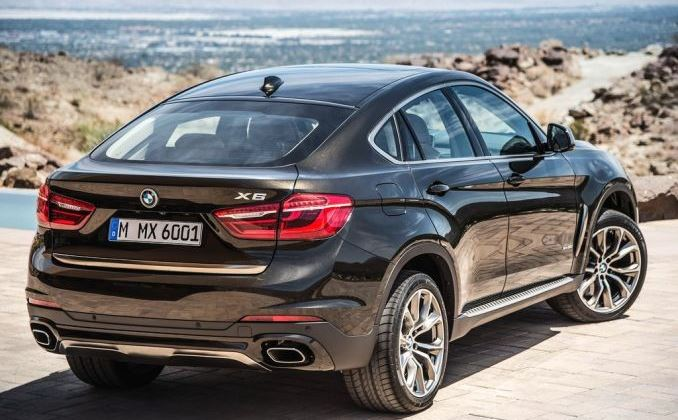 2015 BMW X6 Hits the Markets at Rs.1.15 crore