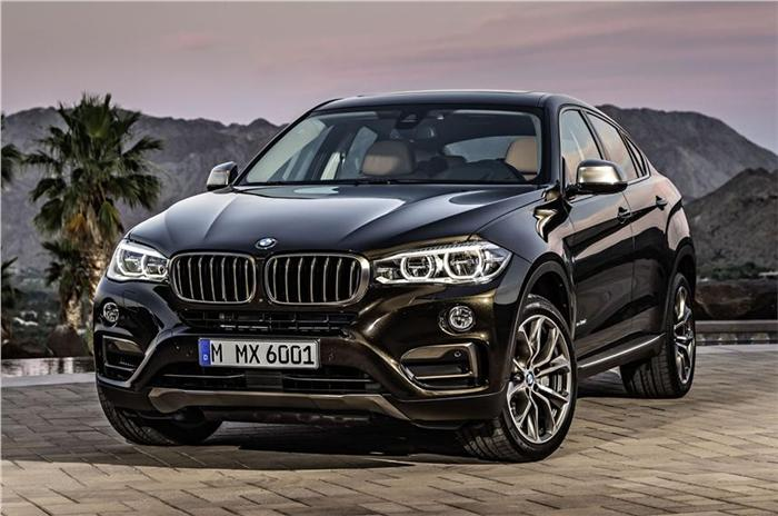 2015 BMW X6 To Be Launched In India On 23rd July