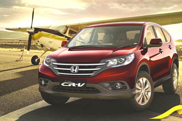 2017 Honda CR-V Will Be A 7-Seater
