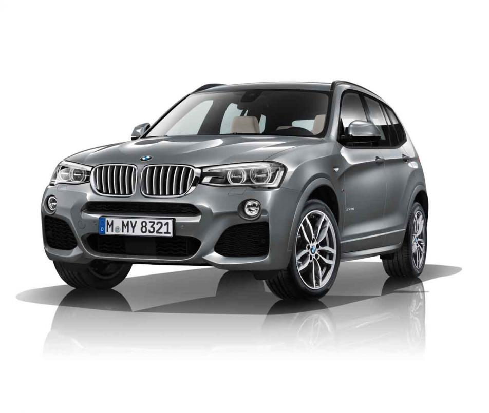 BMW X3 xDrive30d M Sport Launched