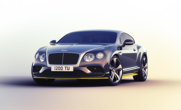 Bentley Continental Gt Speed Breitling Jet Team Series Limited Edition Debuts