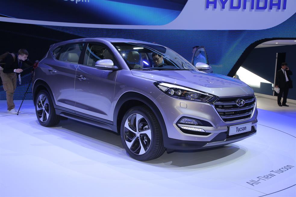 Hyundai Tucson Pricing Details Revealed In U.K.