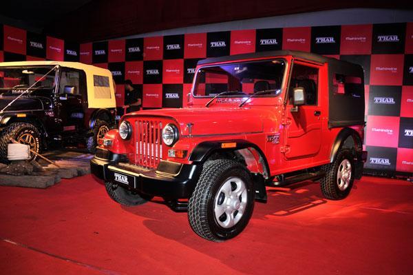 Mahindra Thar CRDE Facelift Hits the Market at Rs.8 lakh