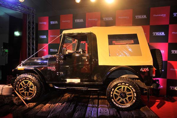 Mahindra Thar CRDE Facelift at Rs.8 lakh