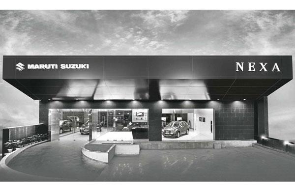 Maruti  Nexa Premium Dealership Launched