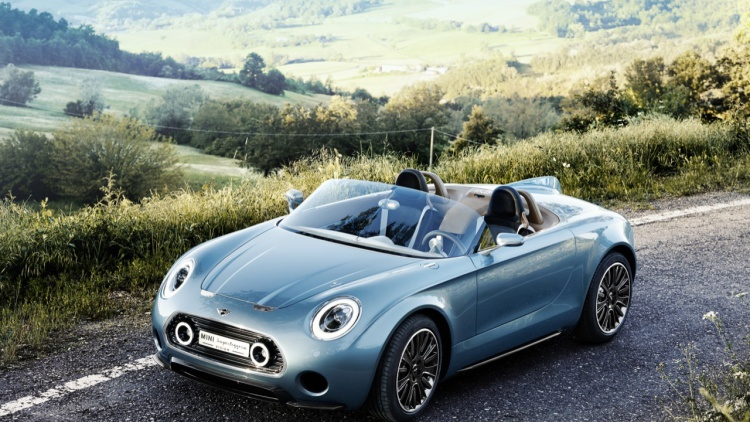 Mini Superleggera Will Enter Production, To Battle MX-5 In 2019