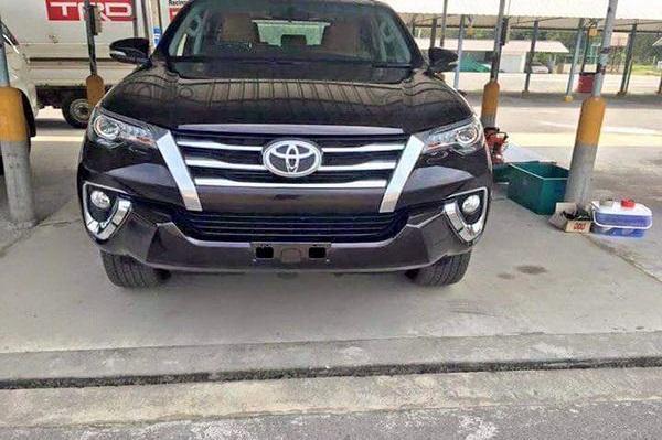 New 2016 Toyota Fortuner Revealed